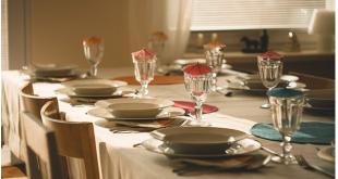 5 astuces pour une réception familiale réussie