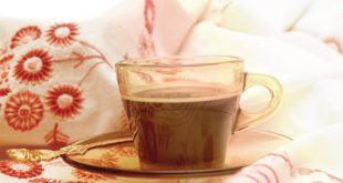 Un café bien corsé au petit-déjeuner
